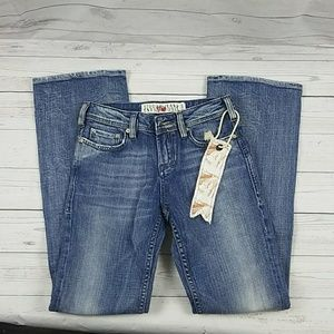 Girl's Vigoss Jean's Boot Cut Size 16